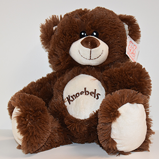 Brown Knoebels Teddy Bear 99999999