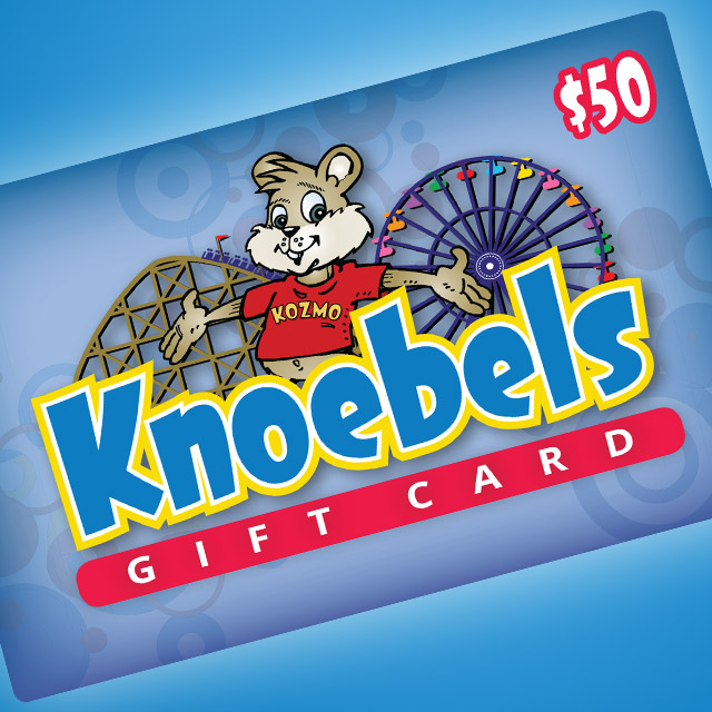 Gift cards knoebels free admission amusement park in central 50 gift card negle Gallery