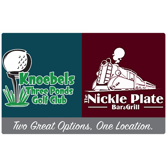 Knoebels Three Ponds Golf Gift Card 11111