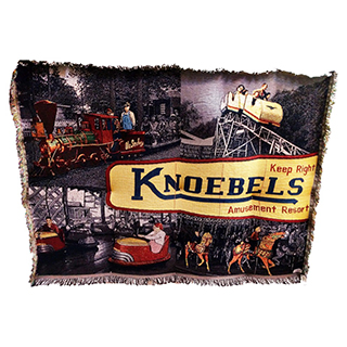 Knoebels Icon Throw Copy 739954-COPY
