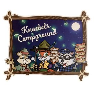 Magnet - Knoebels Campground Critters 41367800215