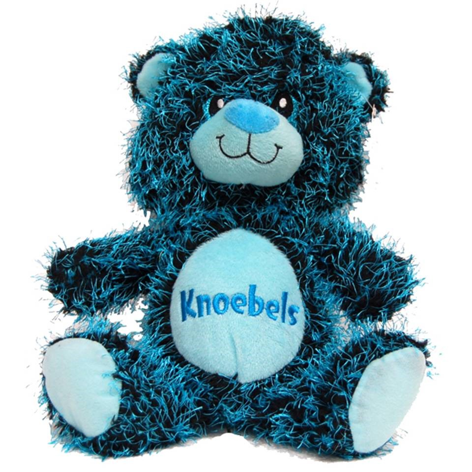Knoebels Spiky Bear - Blue 09167115235-B