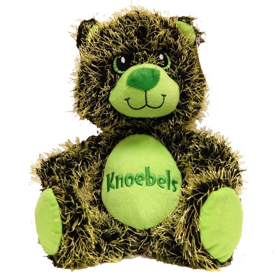 Knoebels Spiky Bear - Green 09167115235-G