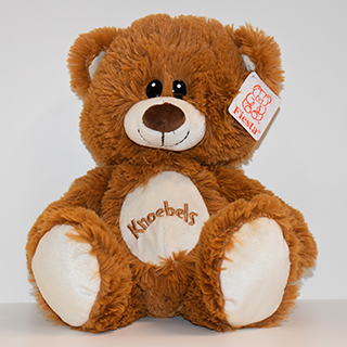 Tan Knoebels Teddy Bear Copy 99999999-COPY