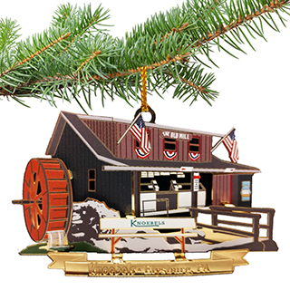 Ornament-Old Mill