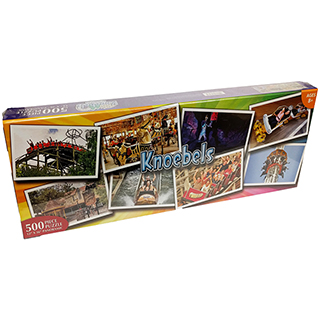 Panoramic Knoebels Puzzle