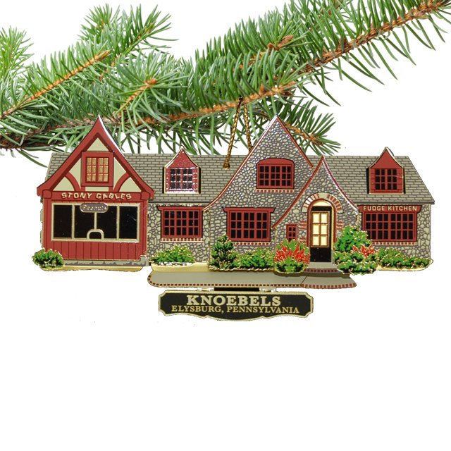 Ornament - Brass Stony Gables 739910